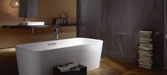 BetteART - die neue freistehende Badewanne aus Stahl/Email
