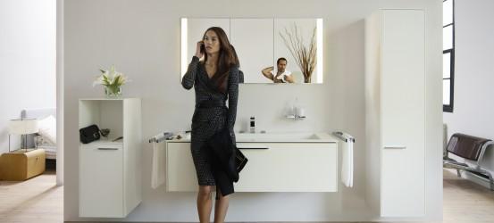 Royal 60 von KEUCO: Badeinrichtung für minimalistische Ästheten