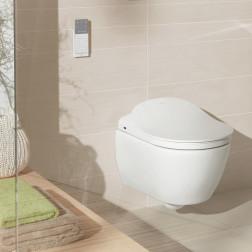 Villeroy & Boch ViClean Dusch-WC – Das Wohlgefühl purer Reinheit.