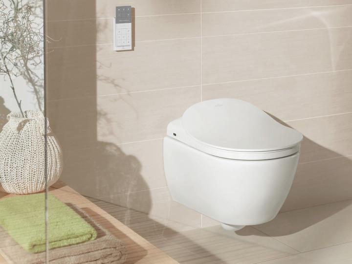 Villeroy & Boch ViClean Dusch-WC - Das Wohlgefühl purer ...
