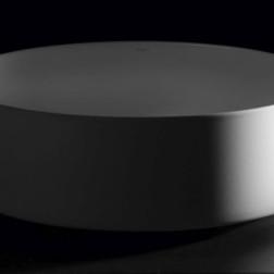 Alape - Becken aus glasiertem Stahl