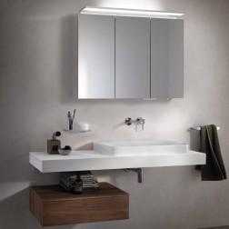 Keuco Neuheiten: Spiegelschränke und Lichtspiegel