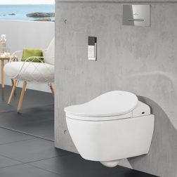 Das Dusch-WC kommt nach Europa
