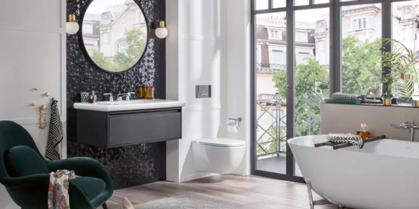 Immer ein Hingucker: Der Spiegel im Badezimmer