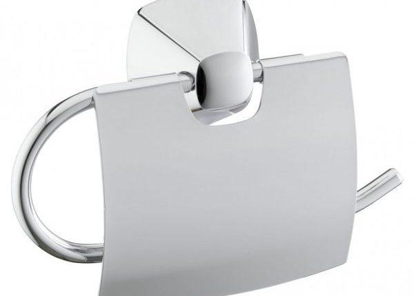 Der Toilettenpapierhalter